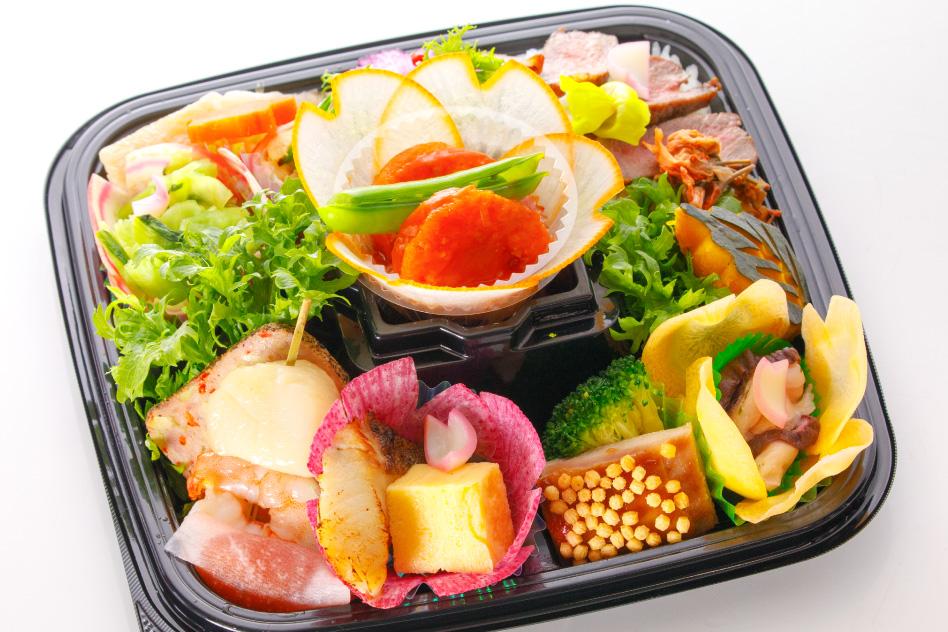函館ビヤホール特製お花見弁当