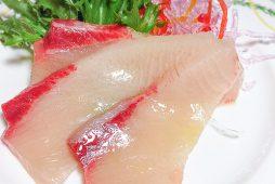 近海産 ハマチのカルパッチョ