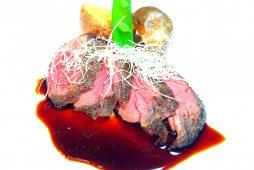 牛ヒレ肉のグリル<br /> バルサミコソース