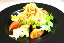 若鶏肉ともやしの中華風サラダ
