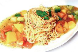 8月のおすすめメニュー更新!辛い料理&夏の冷製Menu
