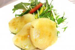 帆立貝のカルパッチョ<br /> バター風味