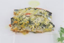 金目鯛の香草焼き