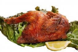 伊達産鶏の半身揚げ